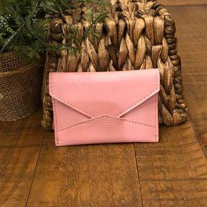Other - Pink business card holder